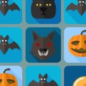 Игра 2048 Хеллоуин