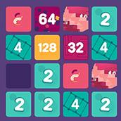 Игра Анимированное 2048