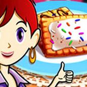 Игра Готовить Мини поп-тартс: Кухня Сары