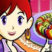 Игра Готовить Рататуй: Кухня Сары