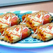 Игра Готовить Рулеты из лазаньи: Кухня Сары
