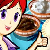 Тайский салат с мясом: кухня Сары