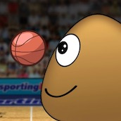 Игра Баскетбол с Поу