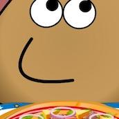 Игра Поу Готовит Пиццу 2