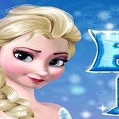 Игра Макияж для Эльзы из Холодного сердца