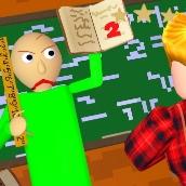 Игра Балди Пазл: Злой Учитель
