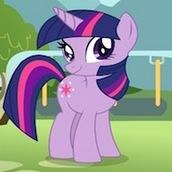Игра Создай свою маленькую пони