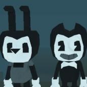 Игра Бенди и Чернильная машина 2: Когама