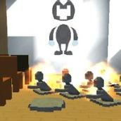 Игра Бенди и Чернильная машина 3Д: Когама