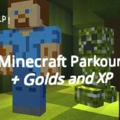Игра Майнкрафт Паркур 12: Когама