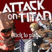 Игра Атака титанов
