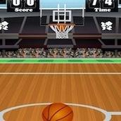 Игра Баскетбол 2012 — олимпиада