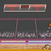 Игра Баскетбол головами на двоих