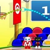 Игра Баскетбол для девочек