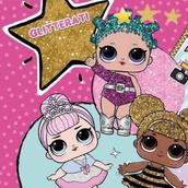 Игра Пазл постер: Куклы ЛОЛ