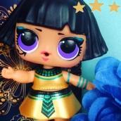 Игра Клевая девочка: Пазл Куклы ЛОЛ