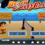 Игра Олимпиада по волейболу
