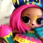Игра Модная девушка: Пазл Куклы ЛОЛ