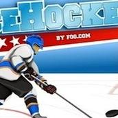 Игра Хоккей на двоих