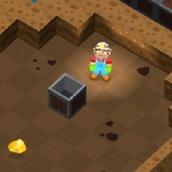 Игра Золотоискатель в Шахте