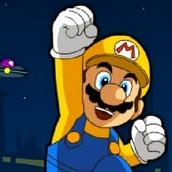 Игра Марио против НЛО