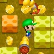 Игра Супер Марио: Пакман на двоих