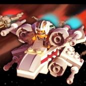 Игра Лего звездные войны: покорение вершин