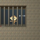 Игра Найти выход из пиксельной комнаты 3Д