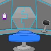 Игра Побег с корабля пришельцев