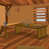Игра Побег из лесной хижины