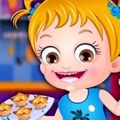 Игра Время готовки: Малышка Хейзел