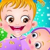 Игра Вакцинация новорожденных: Малышка Хейзел