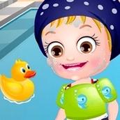 Игра Время плавания: Малышка Хейзел