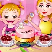 Игра День матери: Малышка Хейзел