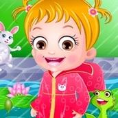 Игра Первый дождь: Малышка Хейзел