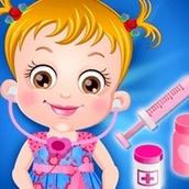 Игра Доктор Плей: Малышка Хейзел