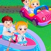 Игра Транспорт: Малышка Хейзел