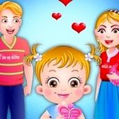 Игра День святого Валентина: Малышка Хейзел