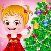 Игра Рождественское время: Малышка Хейзел