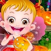Игра Хэллоуин: Малышка Хейзел