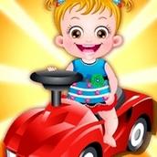 Игра Время веселья: Малышка Хейзел