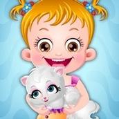 Игра Непослушный кот: Малышка Хейзел