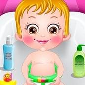 Игра Забота о коже: Малышка Хейзел
