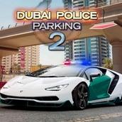 Игра Полицейская парковка: Дубай