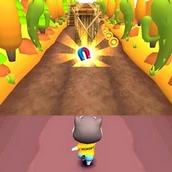 Игра Кот Том: забег