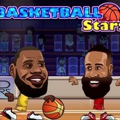 Игра Звёзды баскетбола на двоих
