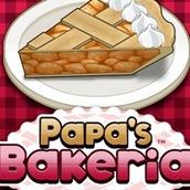Игра Папа Луи: Пироги
