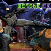 Игра Сражайся за Бэтмена