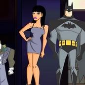 Игра Поцелуй Бэтмена