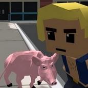Игра Симулятор свиньи